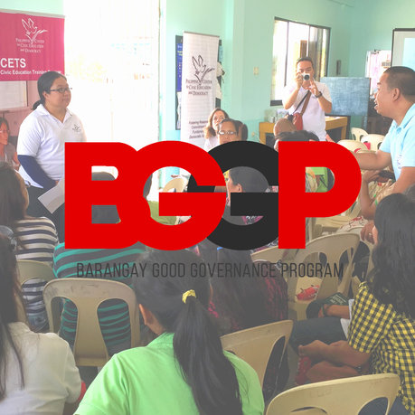 Barangay Rule of Law Seminars - Philippine Center for Civic